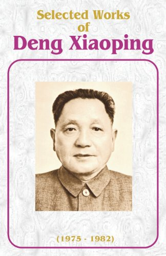 9780898753417: Selected Works of Deng Xiaoping: 1975-1982
