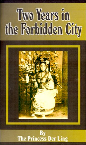 9780898753943: Two Years in the Forbidden City