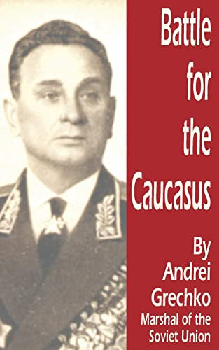 9780898753967: Battle for the Caucasus
