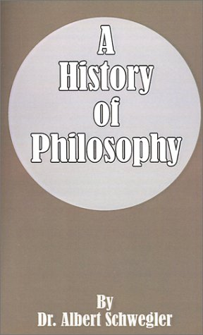 9780898754391: A History of Philosophy