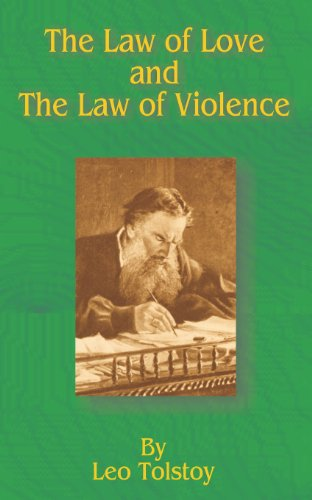9780898754414: The Law of Love and the Law of Violence