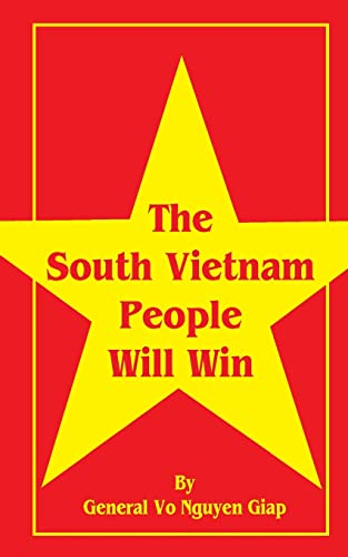 9780898754636: The South Vietnam People Will Win