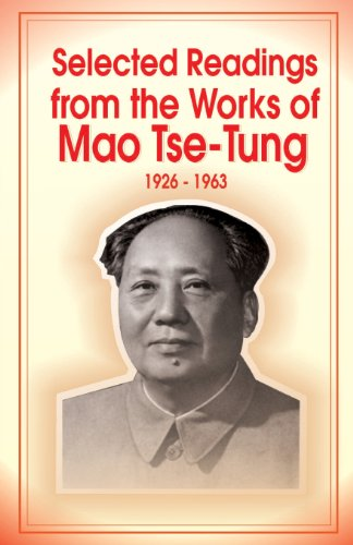 Selected Readings from the Works of Mao Tsetung (0898754917) by Mao Tse-Tung