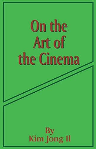 9780898756135: On the Art of the Cinema