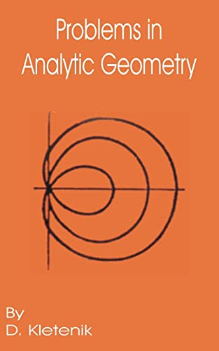 9780898757149: Problems in Analytic Geometry
