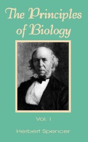 9780898757941: The Principles of Biology (v. 1)