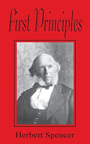 First Principles: Herbert Spencer