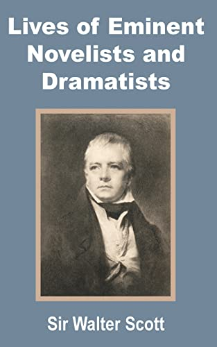 9780898759792: Lives of Eminent Novelists and Dramatists