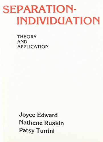 9780898760187: Separation--Individuation: Theory and Application (Gardner Press Series in Clinical Social Work)