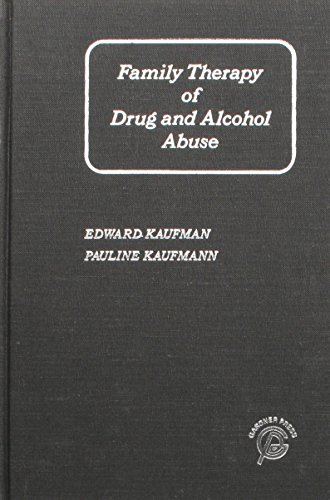 9780898760262: Family Therapy of Drug and Alcohol Abuse