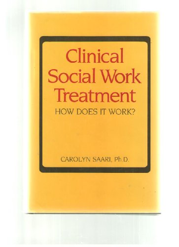 9780898761139: Clinical Social Work Treatment: How Does It Work?