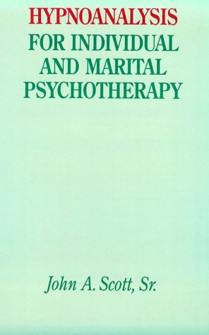 9780898762020: Hypnoanalysis for Individual and Marital Psychotherapy