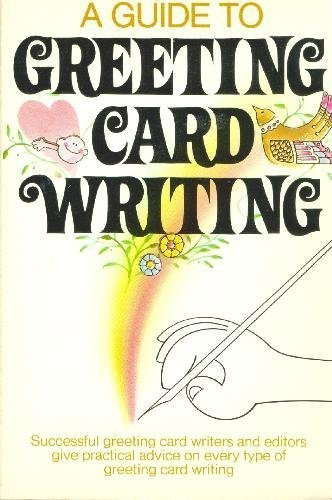 A Guide to Greeting Card Writing: Sandman, Larry
