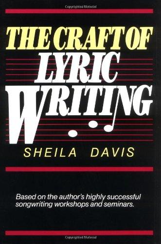 9780898791495: The Craft of Lyric Writing