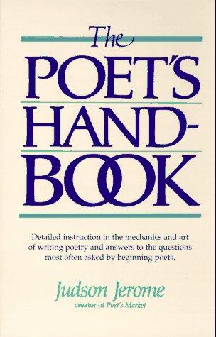 9780898792195: The Poet's Handbook