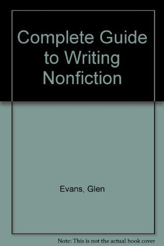 9780898792522: Complete Guide to Writing Nonfiction