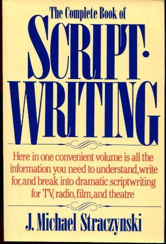 9780898792720: The Complete Book of Scriptwriting