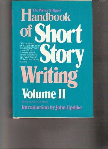 9780898793154: The Writer's Digest Handbook of Short Story Writing, Vol. 2