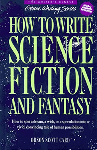 9780898794168: How to Write Science Fiction and Fantasy