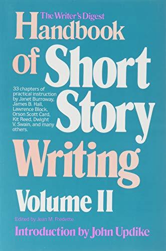 9780898794632: The Writer's Digest Handbook of Short Story Writing - Volume 2 -