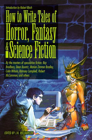 9780898794830: How to Write Tales of Horror, Fantasy and Science Fiction