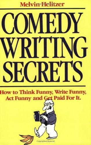 9780898795103: Comedy Writing Secrets