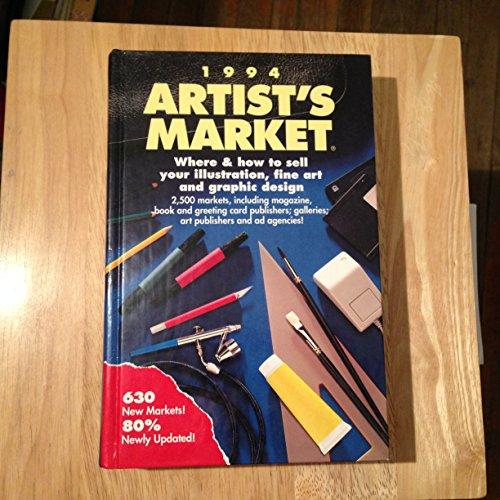 9780898796094: Artist's Market 1994