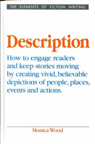 9780898796810: Description (Elements of Fiction Writing)