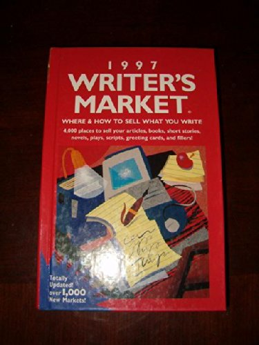 1997 Writer's Market: Where and How to