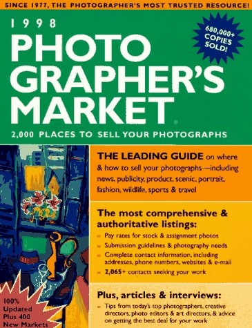9780898797930: 1998 Photographer's Market : 2,000 Places to Sell Your Photographs (Annual)
