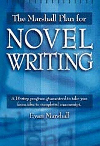 9780898798487: The Marshall Plan for Novel Writing