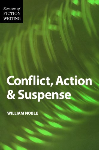 9780898799071: Conflict, Action & Suspense (Elements of Fiction Writing)