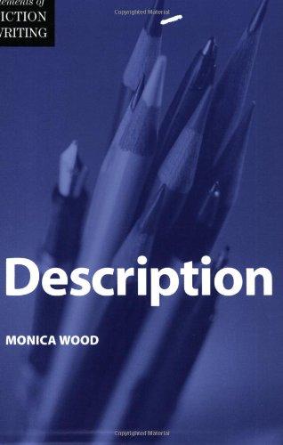 9780898799088: Description (Elements of Fiction Writing)