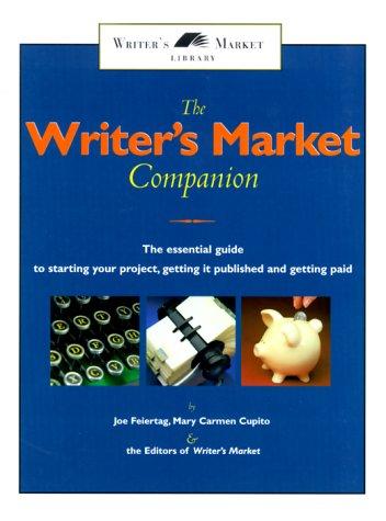 9780898799309: The Writer's Market Companion (Writer's Market library)