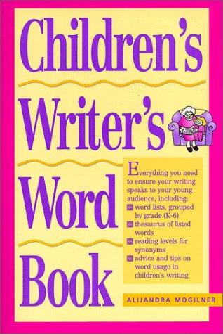 9780898799514: Children's Writer's Word Book
