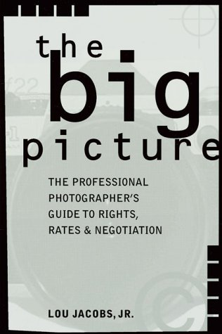 The Big Picture: The Professional Photographer's Guide: Jacobs, Lou, Jr.