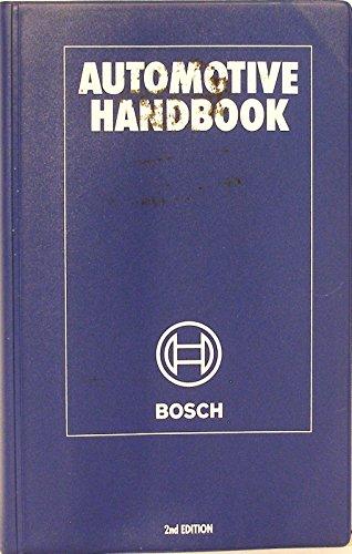9780898835182: Automotive Handbook