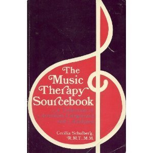 9780898852813: Music Therapy Sourcebook: A Collection of Activities Categorized   and Analyzed