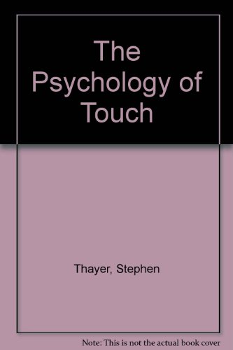 9780898853216: The Psychology of Touch