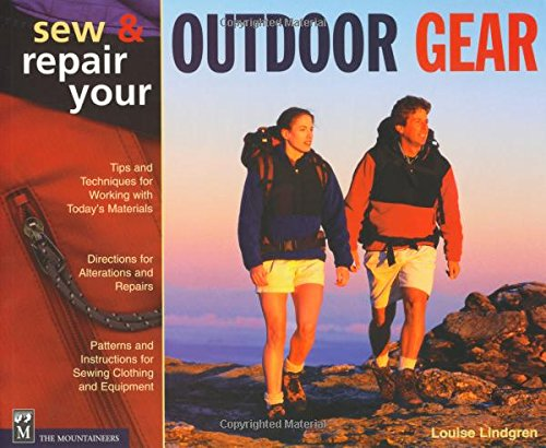 9780898860573: Sew and Repair Your Outdoor Gear