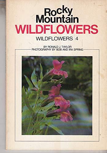9780898860665: Rocky Mountain wildflowers