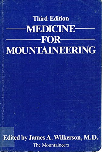 9780898860863: Medicine for Mountaineering