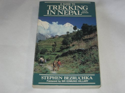 9780898860948: A guide to trekking in Nepal