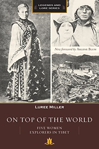 9780898860979: On Top of the World: Five Women Explorers in Tibet