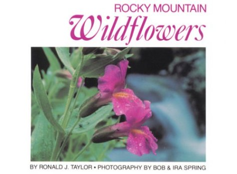 9780898861310: Rocky Mountain Wildflowers