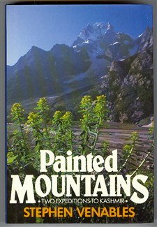 9780898861365: Painted Mountains: Two Expeditions to Kashmir