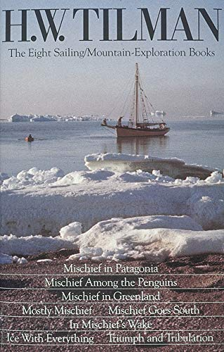 THE EIGHT SAILING/ MOUNTAIN - EXPLORATION BOOKS