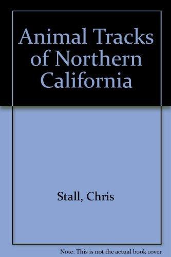9780898861952: Animal Tracks of Northern California