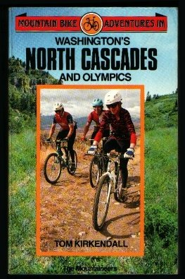 9780898862027: Mountain Bike Adventures in Washington's North Cascades and Olympics