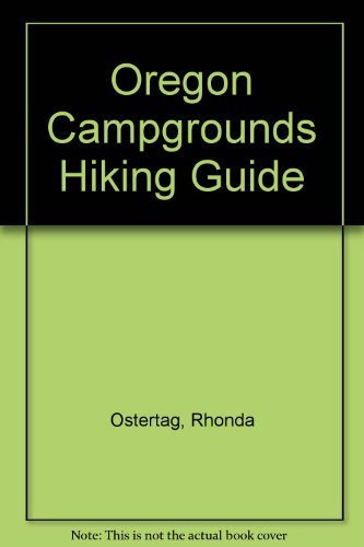 9780898863109: Day Hikes from Oregon Campgrounds